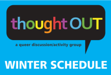 thoughtOUT Winter Schedule