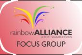Rainbow Alliance (Fort Saskatchewan Youth Group) Focus Group