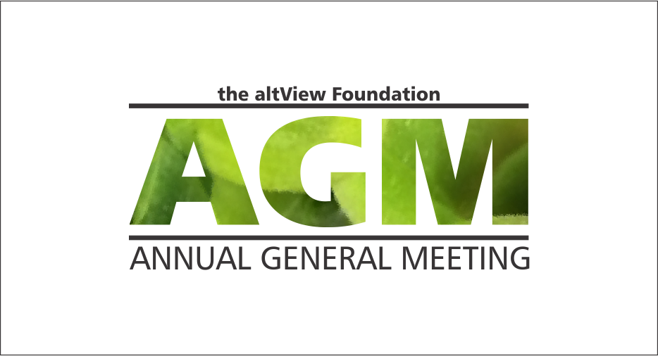 altView's 2018 AGM and 10th Birthday!!!!